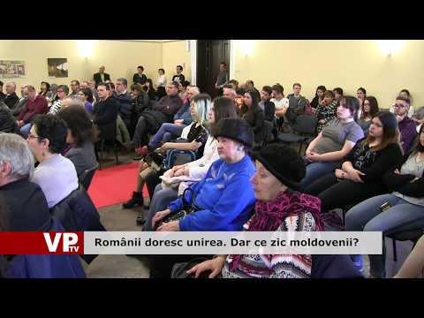 Românii doresc unirea. Dar ce zic moldovenii?