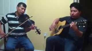 Dios aumenta mi fecoverExequiel  jeseviolín  guitarra