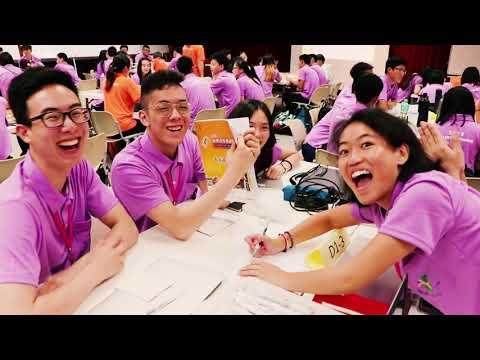 2019年英語服務營-教育訓練週結業式影片