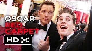 Marcus Johns Oscar Red Carpet Recap (2015) - Celebs&Selfies HD