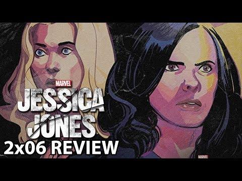 Jessica Jones Season 2 Episode 6 'AKA Facetime' Review