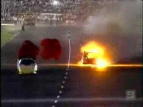 funny car crashes. Funny Car Crash