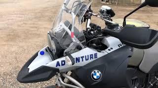9. 2007 BMW R 1200 GS Adventure
