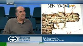Celil Oker son romanını NTV'de anlattı!