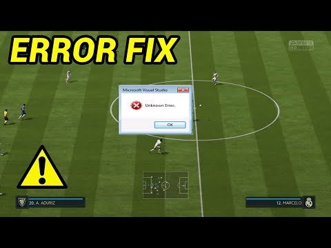 FIFA 18 LOW SYSTEM REQUIREMENTS GAMEPLAY PC - ERROR FIX