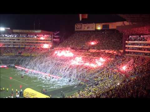 Sur Oscura - Salida En El Clasico 2012. - Sur Oscura - Barcelona Sporting Club - Ecuador - América del Sur
