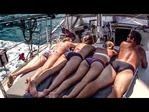 Passage To Indonesia!- Sailing SV Delos Ep. 22_A valaha feltöltött legjobb vitorlázás videók