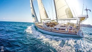 The crew leaves Darwin, Australia and sails over 600NM to the Spice Islands in Indonesia! During the 5 day sail we entertain ...