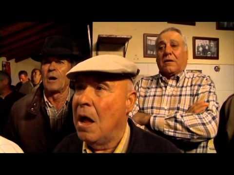 cante alentejano - Cante Alentejano - Pias Estudo para um documentário sobre o Cante Alentejano. Realização de Sérgio Tréfaut.