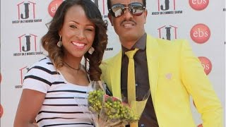 Athlete Meseret Defar on Jossy In Z House Show