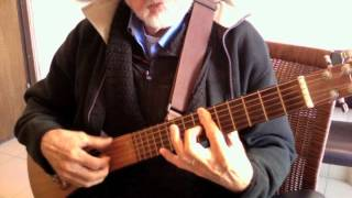 """For the beginner. Hopefully this video is pretty much self explanatory. Check out other online sources to describe the """"rules"""" for the blues. But here, just play around until you find something that fits and that's fun."""