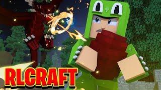 Welcome to Minecraft's HARDEST modpack! (RLcraft #1)
