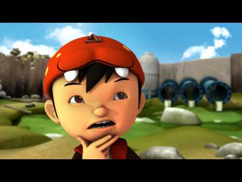 BoBoiBoy Season 1 Episode 3 Part 2