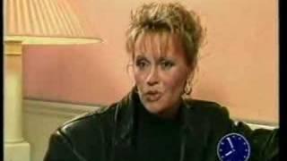 AGNETHA FALTSKOG RARE BBC BREAKFAST TIME INTERVIEW 1988 (UK)