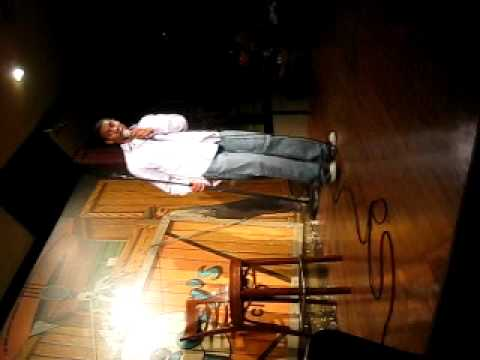 DARIUS BENNETT at Joeys Comedy Club 9/14/09
