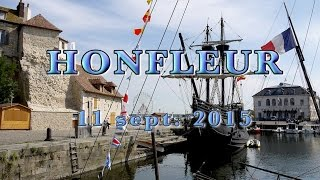 Honfleur France  city pictures gallery : Honfleur (France). HD 1080p • 60 ips.