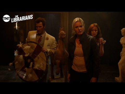 The Librarians: Pearl - Season 1 Ep.5 [CLIP] | TNT