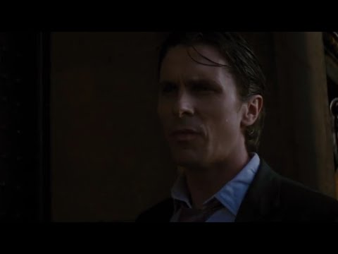 Bruce and Miranda - The Dark Knight Rises (2012) | Hindi