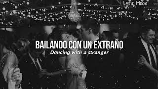 Video Sam Smith, Normani - Dancing With A Stranger (Lyric) (Letra en inglés y español) MP3, 3GP, MP4, WEBM, AVI, FLV September 2019