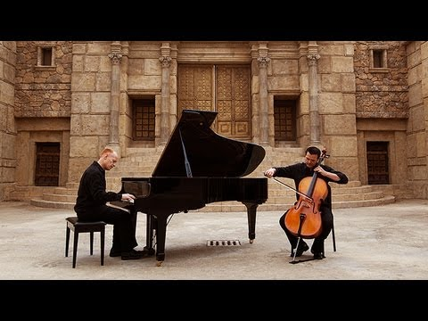 O Come, Emmanuel - (Piano/Cello) - ThePianoGuys Video