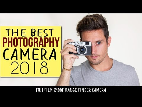 The BEST Photography Camera for Beginners • FujiFilm x100f