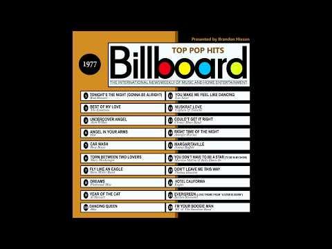 Billboard Top Pop Hits - 1977 (видео)