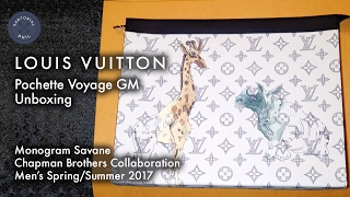 Unboxing the second item I got from this collection, also in the U.S. All of the Chapman pieces I wanted were not available at the time when I was in Paris, ...