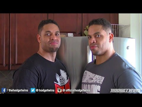 Hodgetwins Back In The Kitchen: Weight Loss Tips