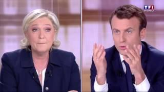 Video REPLAY - Débat de l'entre-deux-tours : Marine Le Pen / Emmanuel Macron MP3, 3GP, MP4, WEBM, AVI, FLV Mei 2017