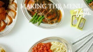 Mr. Chow | Making The Menu by Tastemade