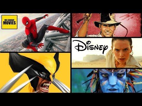 Disney39s Plan For Marvel, Star Wars amp Avatar