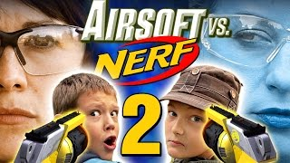 Video Airsoft vs Nerf 2 MP3, 3GP, MP4, WEBM, AVI, FLV Agustus 2019