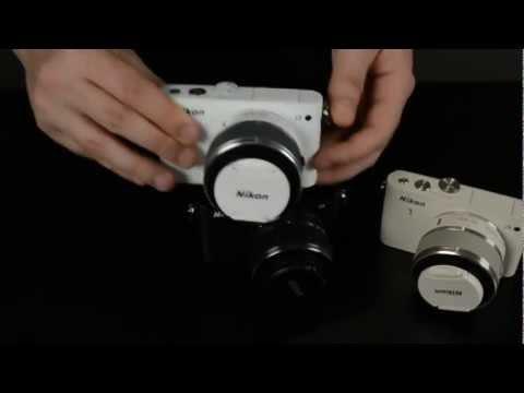 Unboxing Nikon 1 J3