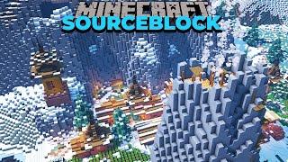 Sourceblock Season #1 : Building a Volcano FIGHTING ARENA