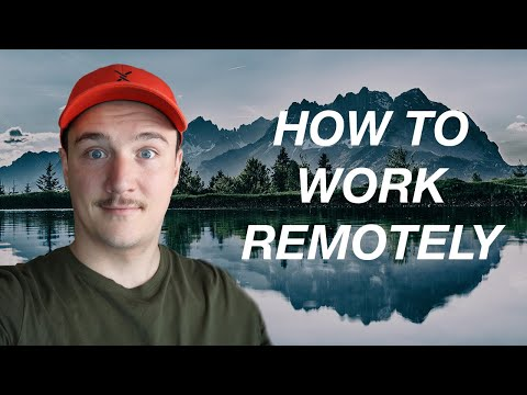5 Tips for Successful Remote Work