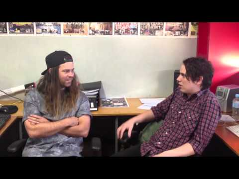Violent Soho Interview Themselves At BIGSOUND