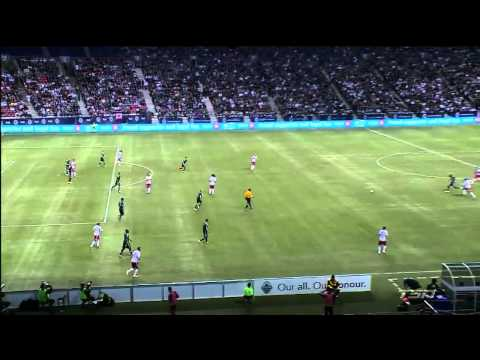 Video: 2014.03.08 Whitecaps FC Goal #2 vs NYRB