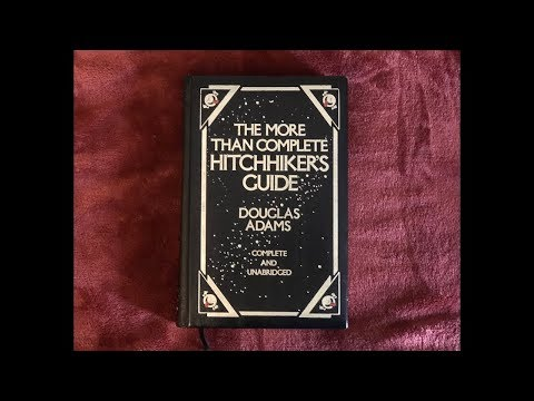 NOW READ THIS: Chapter 5 Unabridged - The Hitchhiker's Guide to the Galaxy by Douglas Adams