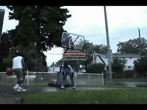 Basketball Fool Around