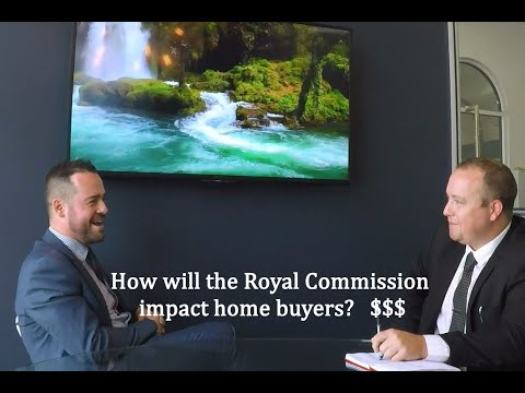 What will the Royal Commission cost home buyers?