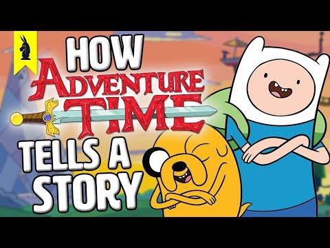 How the Storytelling Style of Adventure Time Makes the Animated TV Series So