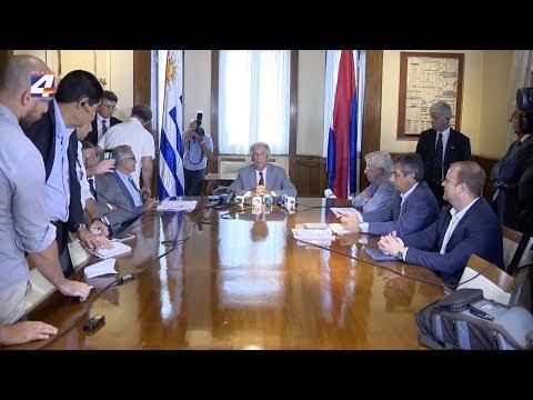 Presidente Vázquez se reunió con gremiales rurales y propuso creación de mesa de trabajo