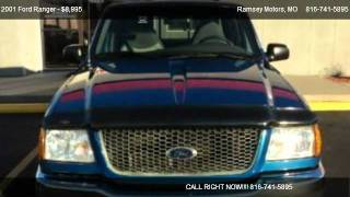 2001 Ford Ranger XL - for sale in Riverside, MO 64150