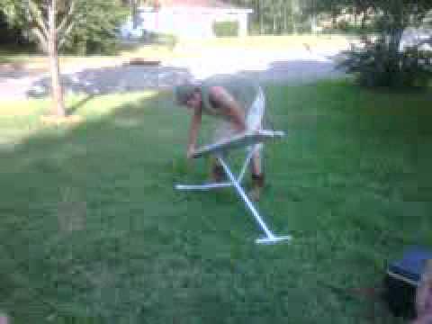iron board breaking