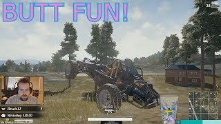 PUBG - He Is Fisting My Butt Save ME!!!