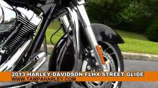 1. 2013 Harley Davidson Street Glide FLHX For Sale  - Motorcycle Price Specs Review
