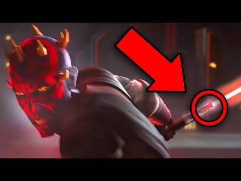 Star Wars CLONE WARS Season 7 Trailer Breakdown!  Maul amp Mandalore Easter Eggs Explained!