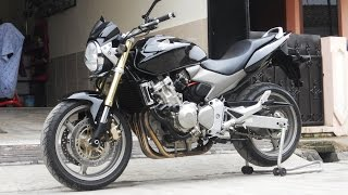 7. Honda CB600F Hornet 2006 Custom Exhaust Sound, RARE ITEM(istimewa)