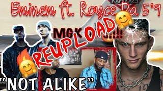 "Video DADS REACT   NOT ALIKE x EMINEM ft ROYCE DA 5'9""   (REUPLOAD)   REACTION & BREAKDOWN MP3, 3GP, MP4, WEBM, AVI, FLV Januari 2019"