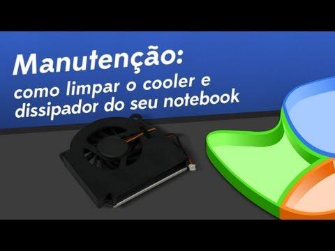 notebook - http://www.tecmundo.com.br/manutencao-de-pcs/39472-manutencao-como-limpar-o-cooler-e-o-dissipador-do-seu-notebook-video-.htm O seu notebook está travando? A ...